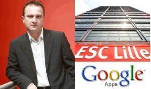 L'ESC Lille passe son SI en 2.0