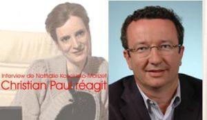 Christian Paul (PS) : «contre le RGI, les acteurs aujourd'hui dominants veulent faire perdurer leurs rentes de situation»