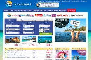 Thomas Cook voit ses r�servations en ligne progresser de 30% gr�ce � l'optimisation de son site