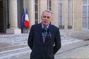 Jean-Marc Ayrault impose une gouvernance coh�rente � tout l'Etat