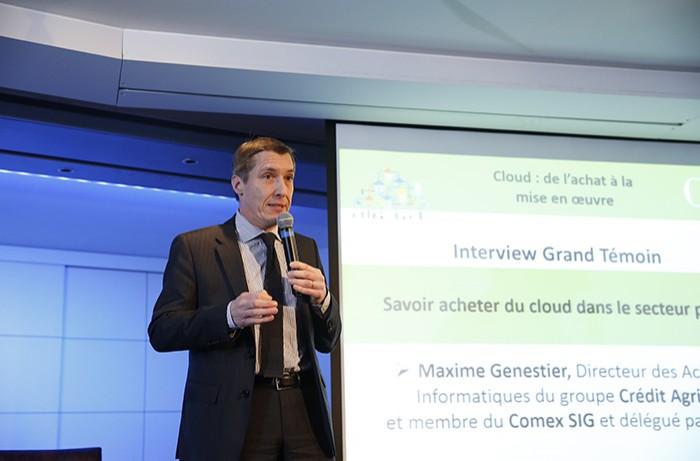 Acheter du cloud, c'est acheter une prestation avec une grande complexit� contractuelle