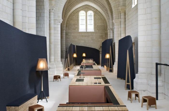 l 39 abbaye royale de fontevraud se numrise. Black Bedroom Furniture Sets. Home Design Ideas