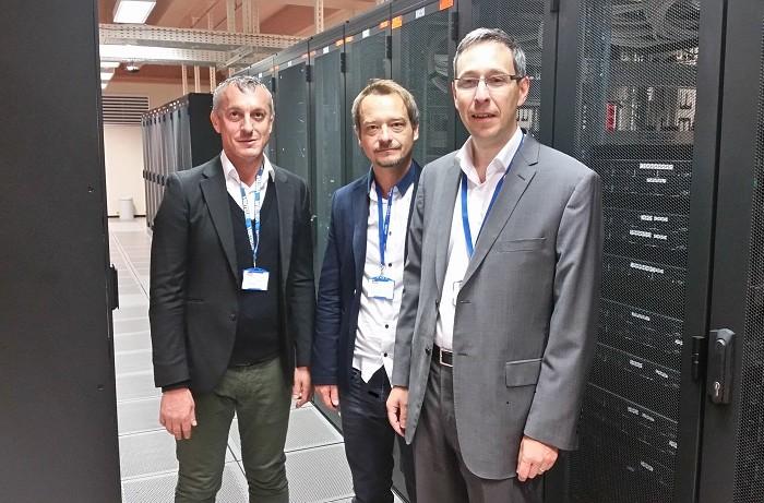 Gilles de Richemond (V-SNCF)�: ��nous virtualisons tout sauf le business��