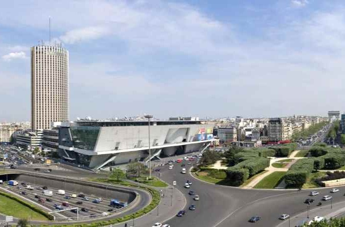 le palais des congrs de paris offre le wi fi haute densit 25 000 personnes. Black Bedroom Furniture Sets. Home Design Ideas