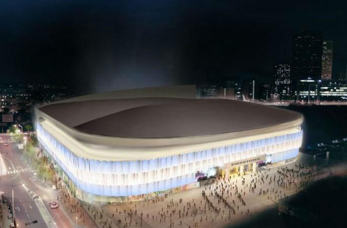 La U Arena sera numérique et à usages multiples