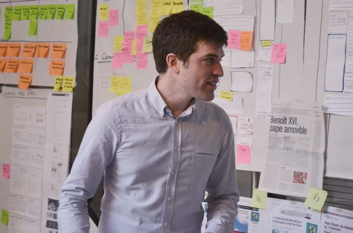 Vincent Florant va devenir directeur numérique du CNC