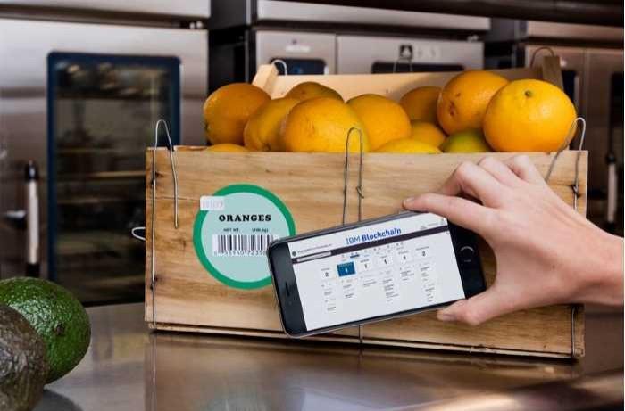 La traçabilité alimentaire en mode blockchain