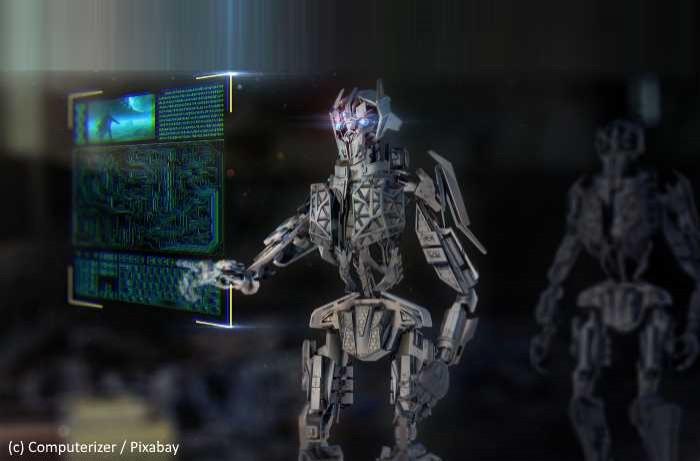Intelligence artificielle, croissance et emplois naturels