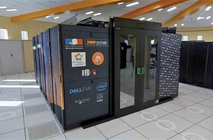Muse : un supercalculateur de 280 Tflops pour l'Université de Montpellier