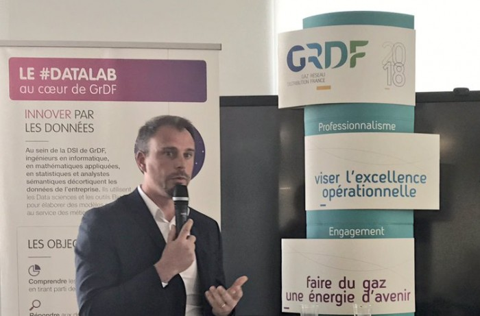 Le DataLab de GRDF veut améliorer les parcours client