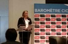 Barom�tre CIO 2015 de CSC�: le dynamisme de nouveau de mise