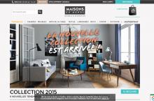 Maisons du Monde renforce ses sites e-commerce