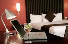 D�placements professionnels : attention au piratage via le Wi-Fi d'h�tels