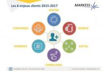 Etude Markess�: six enjeux pour la r�volution num�rique des relations clients