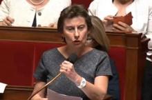 Clotilde Valter succ�de � Thierry Mandon � la R�forme de l'Etat