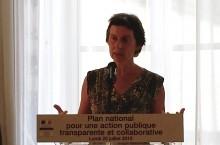 Clotilde Valter�: ��La PGO est un marqueur d'une transformation en profondeur de la vie publique��