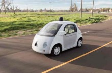 Les voitures autonomes au sommet de l'Hype Cycle 2015 de Gartner