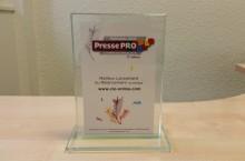 Palmar�s Presse Pro 2015�: CIO r�compens�