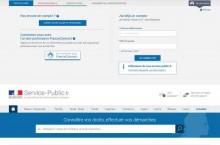 Service-Public.fr opte pour le f�d�rateur d'identit�s France-Connect