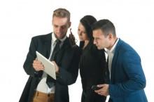 Les jeunes informaticiens veulent �tre entrepreneurs, pas DSI !
