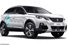 Après la Renault Zoé et la Mitsubishi i-MiEV, une Peugeot 3008 en version autonome