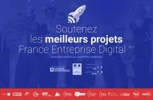 France Entreprise Digital 2017 : votez pour votre projet favori