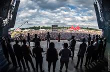 Solidays 2017: garantir la QoS des réseaux d'un festival de 200 000 participants