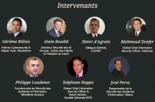 Conférence CIO du 21 novembre : tout est cybersécurité