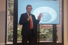 Philippe Brassac (CA): «l'affrontement n'est pas mobile/agences mais banques spécialisées/omnicanales»