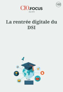 La rentr�e digitale du DSI