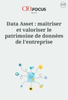 Data Asset�: ma�triser et valoriser le patrimoine de donn�es de l'entreprise