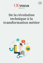 De la r�volution technique � la transformation m�tier