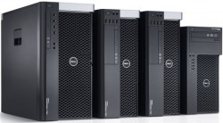 Dell lance 4 stations de travail au format tour - Precision T7600, T5600, T3600, T1650 - Dell