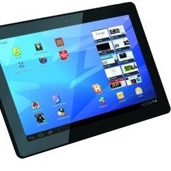 Archos pr�sente une tablette familiale format XXL - FamilyPad - Archos