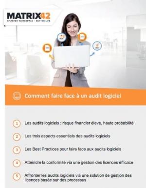 Comment faire face à un audit logiciel ?
