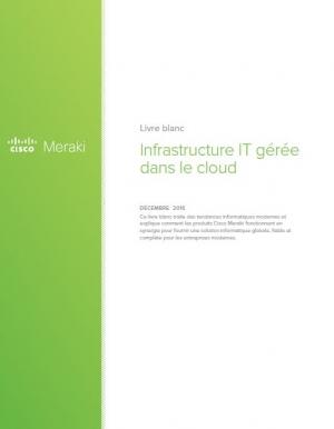Infrastructure IT gérée dans le cloud
