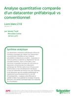 Analyse quantitative comparée d'un datacenter préfabriqué vs conventionnel