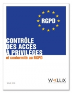 Contrôle des accès à privilèges et conformité au RGPD