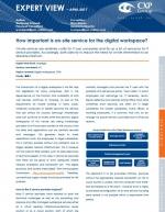Article PAC : Quelle place pour le service de proximité avec l'arrivée des nouveaux espaces de travail numérique ? [UK]