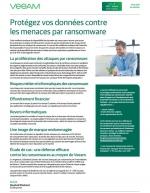 Protégez vos données contre les menaces par ransomware