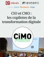 CIO et CMO, les copilotes de la transformation digitale