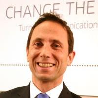 Matthieu Destot, vice-président de l'activité entreprises, Alcatel-Lucent France