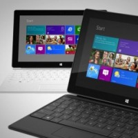 La nouvelle tablette Surface de Microsoft sera d�voil�e le 23 septembre � New-York. Cr�dit: D.R