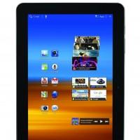 La galaxy Tab 10,1'' de Samsung a été la deuxième tablette la plus vendue par les grossistes IT d'Europe de l'Ouest en octobre 2013