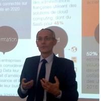 Orange cr�� une filiale services dans le big data et les objets connect�s
