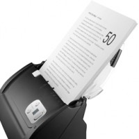 Le SmartOffice PS3060U de Plustek offre une résolution de 600 dpi et peut traiter jusqu'à 30 ppm en couleur. (Crédit D.R)