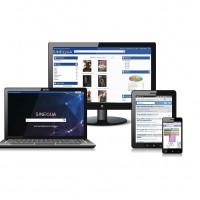 La plateforme de recherche Sinequa ES comporte un toolkit HTML 5 pour développer des applications mobiles en responsive design pour accéder aux données de l'entreprise.