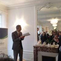 Dans ses voeux aux acteurs français de l'IT, Godefroy de Bentzman, le président du Syntec Numérique, a rappelé les proposition que le syndicat poussera auprès du futur gouvernement.