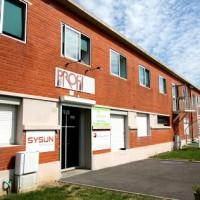 Le  siège de Profil Informatique à Sotteville-lès-Rouen (76). Crédit photo : Google
