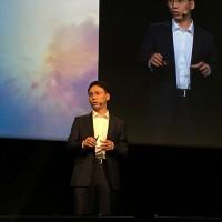 Johnson Li, le directeur de la division EBG de Huawei France souhaite accélérer le développement des solutions métiers s'appuyant sur les offres Huawei